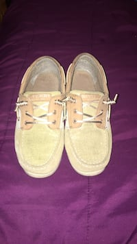 Sperrys size 4 youth Donna, 78537