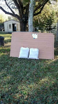 Sheets of paneling and insulation