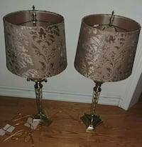 Beautiful lamp set must go Mississauga, L5R 2A4