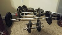 Steel weights and bars Rolesville, 27571
