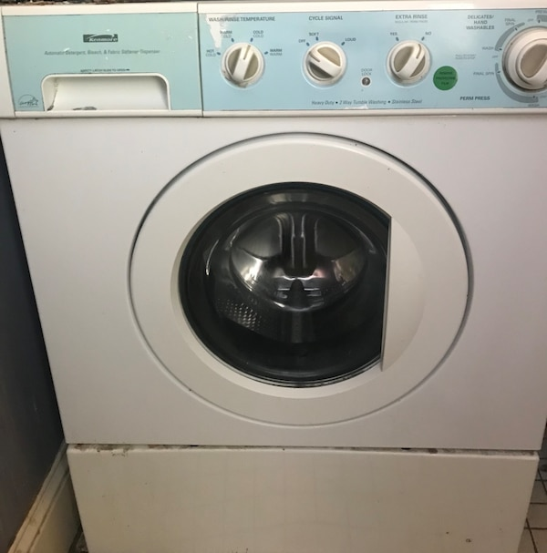 Kenmore Tumble Action Washer