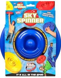 Sky Spinner Trick Disc Arlington, 76001