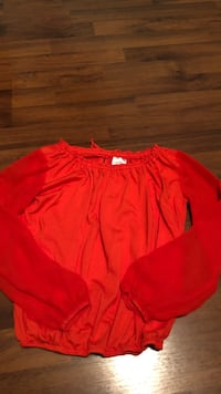 Girls size small - sheer arms Columbia, 29209