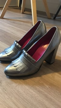 Designer shoes made in Italy (like new) size 8 Montréal, H1Y 1V6