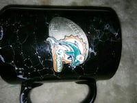 Dolphins. Mug  new never used10.00 obo Hagerstown