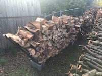 Smoker HICKORY Firewood large quantity