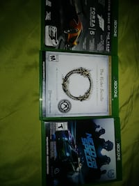 3 xbox one game