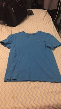 blue Nike crew neck t-shirt Riverhead, 11901