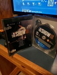 MLB 18 The Show (Steelbook Cover) Concord, 28027