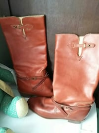 Ladies riding boots Goode, 24556