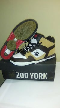 New in box Zoo York Paterson, 07514