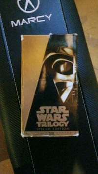 Special edition star wars trilogy Kansas City, 64137