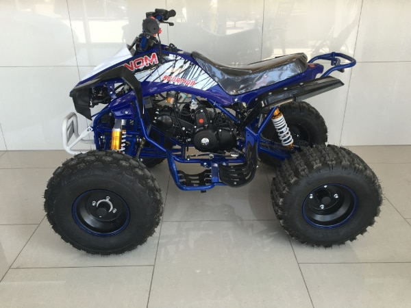 New Gas ATV Fully Automatic With Reverse 125cc many color available