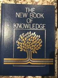 The New Book of Knowledge set 18-book