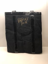 Victoria's Secret Black Sequin Tote Bag San Francisco, 94103
