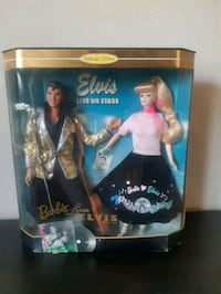 Barbie loves Elvis doll set Toronto, M6S