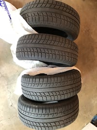 225/55/17 Michelin Winter tires Mississauga, L5B