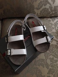 Prada sandals authentic new Vaughan, L4J 8R3