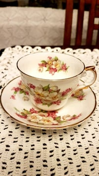 Antique Regency Cup and Saucer Barrie, L4N 6C3