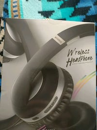 Brand New Wireless Headphones