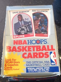 Basketball cards   Levittown, 11756