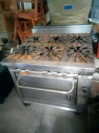 Commercial gas stove Mullins, 29574