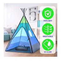 Kids play tents - brand new