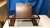 brown wooden table with two chairs Tampa, 33606
