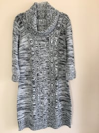 Women's knitted dress, size m