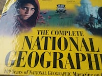 The complete collection of the National Geographic High Point