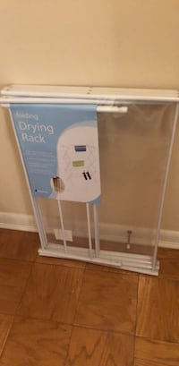 Folding drying rack - new in packaging  Arlington, 22207