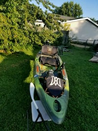 green and black Kawasaki personal watercraft Ashburn, 20147