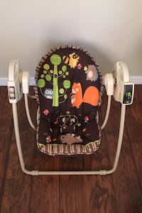 Baby swing for sale. Asking $35 obo