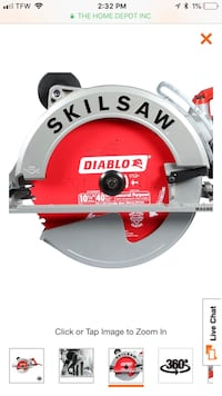 Brand new in the box skilsaw 400+tax new Pembroke Pines, 33025