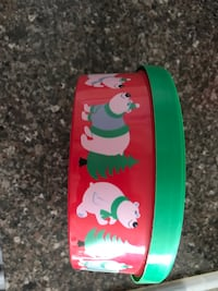 Christmas cookie container Rockville, 20850
