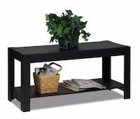 Modern Black Coffee Table New Orleans, 70112