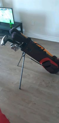 15 pc golf set with bag