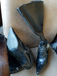 Boots like new, comfy and stylish...ladies size 10 Newmarket, L3Y 5A5