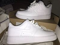 AF1 low black and white  Omaha, 68110
