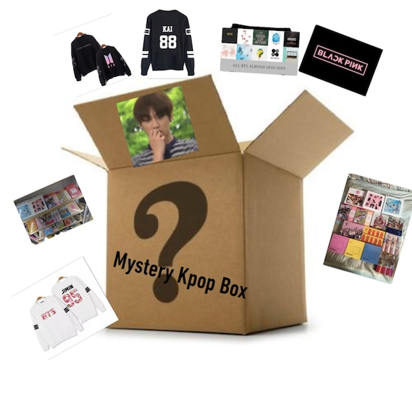Mystery KPOP Boxes?