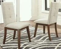 Centiar Stone Upholstered Side Chair, Set of 2 |  1211 mi