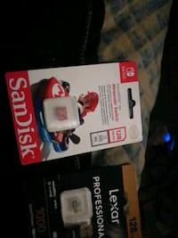 128GB micro SD card for NINTENDO SWITCH! (FAST 1!) Vancouver, V5R 1G1