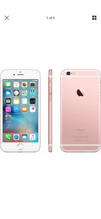 Apple iPhone 6S Rose Gold/Grey/Silver 16GB Unlocked-A1688 iOS 13 Paris, N3L 4E4
