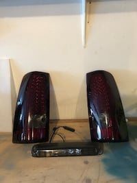 99 to 06 Silverado and sierra LED tail lights  Surrey, V3S 3X8