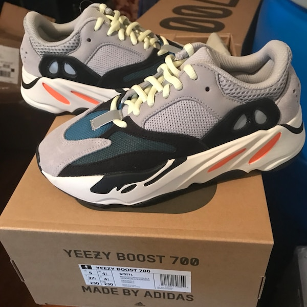 54172c12d5c Used Yeezy 700 wave runner size 6 8 10 and 13 for sale in New York ...
