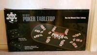 Tabletop poker  Surrey, V4N 0V1