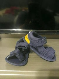 Size 2 baby sandals Stone Mountain