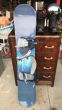 Snowboarding gear. Good quality Boise, 83709