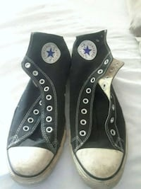 pair of black Converse All Star high-top sneakers Nashville, 37115
