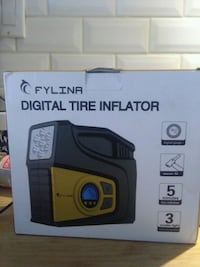 Tire inflator Grand Valley, L0N 1G0
